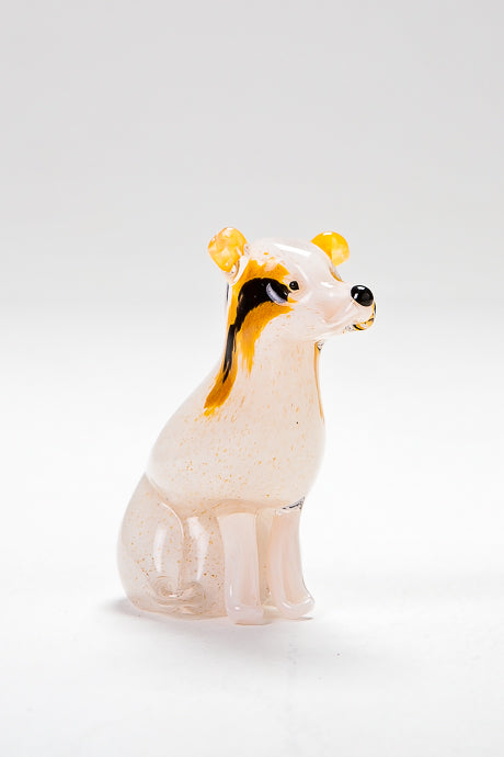 Terrier, handmade at Langham Glass, Norfolk