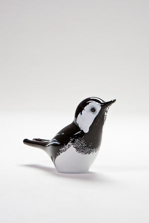 Wagtail, handmade at Langham Glass