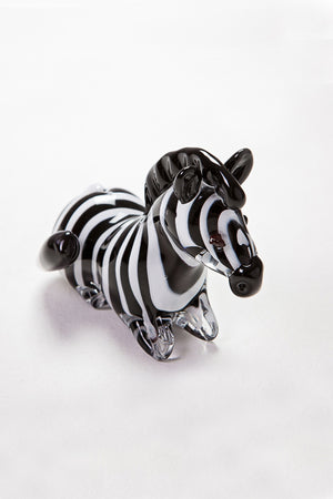 Zebra handmade at Langham Glass