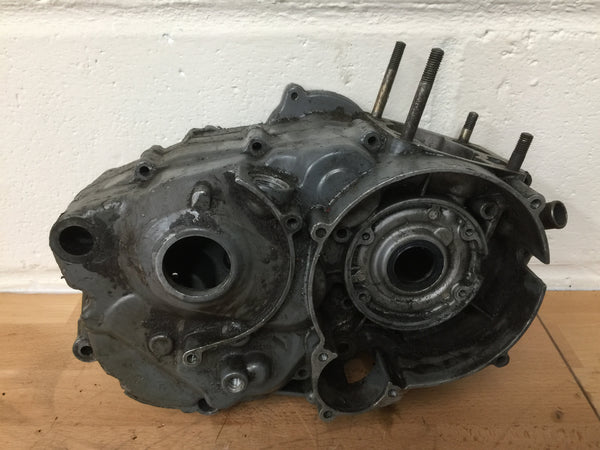 Rotax 123 engine cases