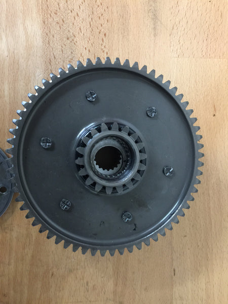 Rotax 123 complete clutch