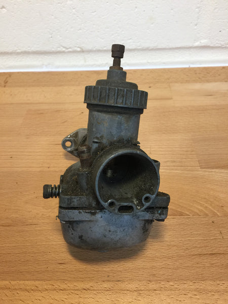 BVF carburettor and inlet manifold