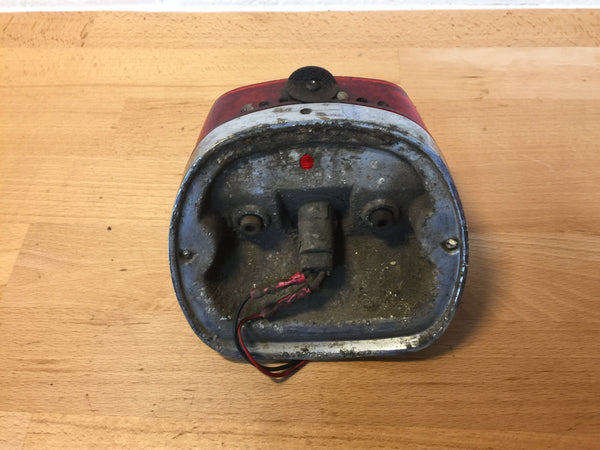 Harley Davidson rear light