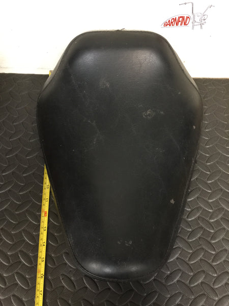 Bobber seat for Harley Davidson and others