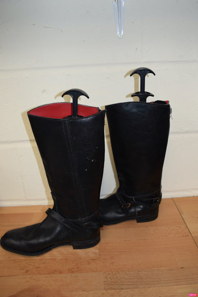 Vintage Kett Leather boots Size 8
