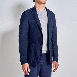 Travel Jacket / Logan Navy Blue