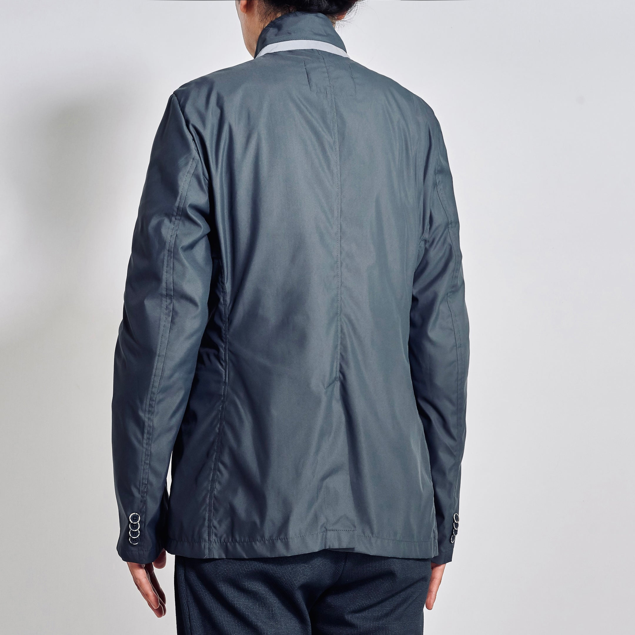 Travel Jacket / Logan Dark Grey