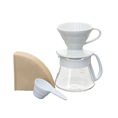 Hario V60 Ceramic Pour Over 02 Set