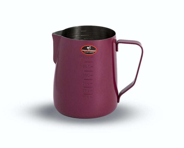 Tiamo Coloured Milk Jug - 360ml