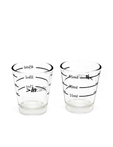 Incafe Coffee Shot Glass