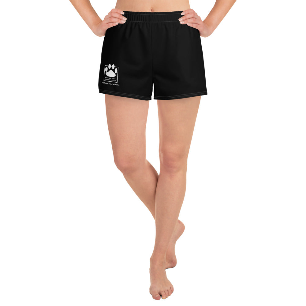 MARL Logo Women's Athletic Shorts