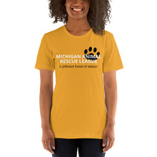 Load image into Gallery viewer, MARL Pawprint Unisex T-Shirt