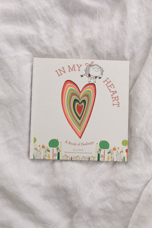 In My Heart a Book about Feelings