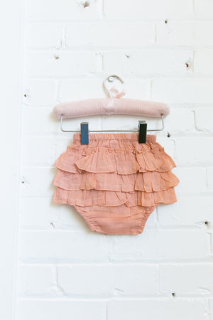 Load image into Gallery viewer, Ruffle Baby Bloomers