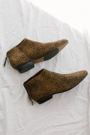Chi Brown Sugar Booties
