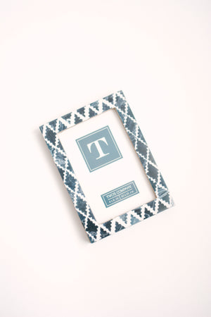 Indigo Photo Frame