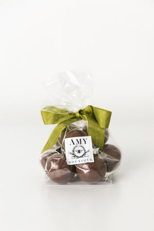 Chocolate Malt Balls