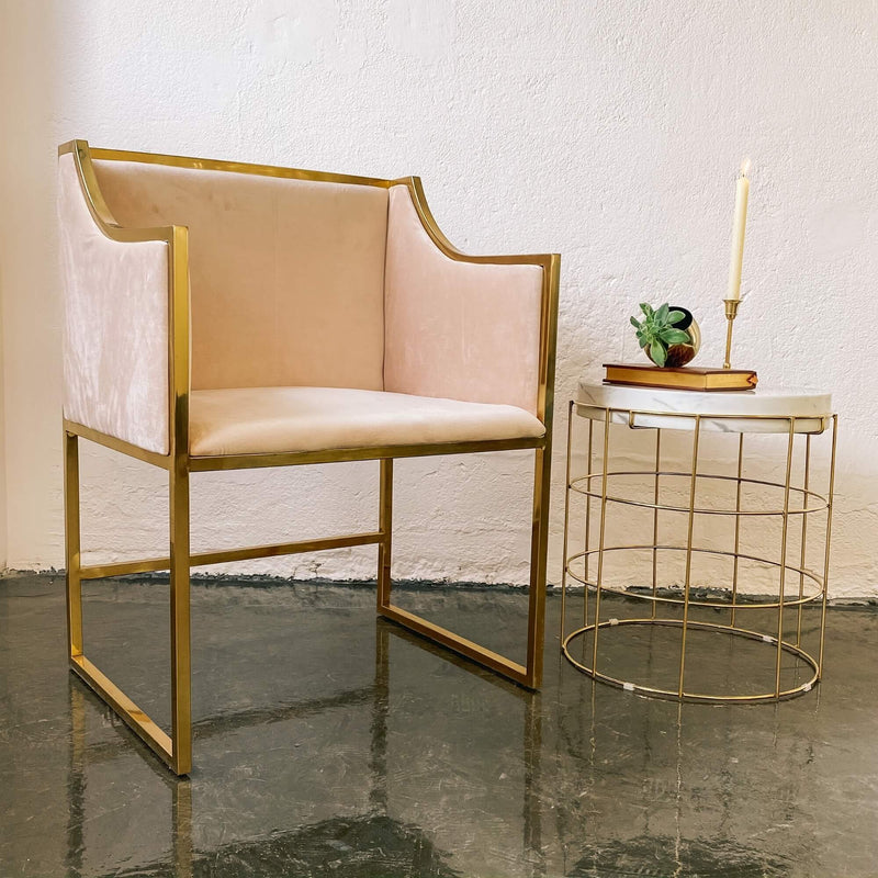 Fauteuil National Champagne