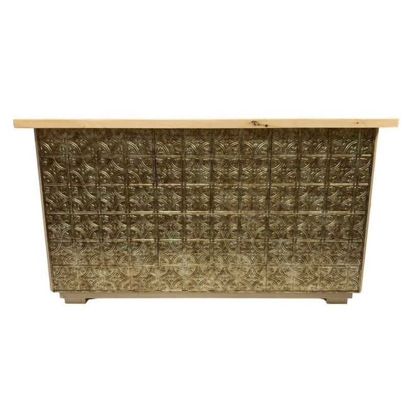 Bar mosaique or vente mobilier