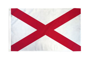 Alabama 3x5ft Poly Flag