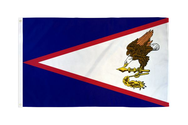 Samoa (American) 3x5ft Poly Flag