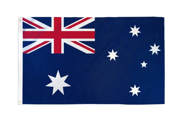 Australia 3x5ft Poly Flag