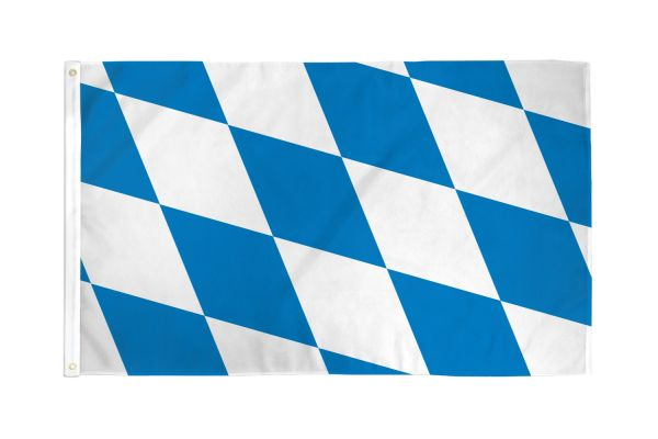 Bavaria 3x5ft Poly Flag