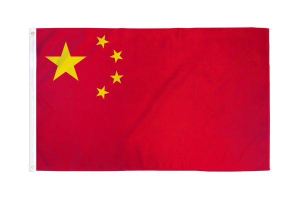 China 3x5ft Poly Flag