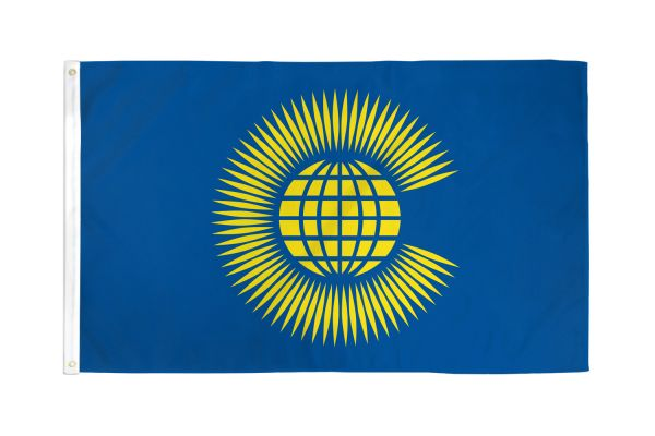 Commonwealth 3x5ft Poly Flag