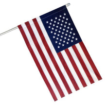 Load image into Gallery viewer, USA Embroidered Flag (Sleeved) 3x5ft