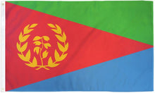 Load image into Gallery viewer, Eritrea 3x5ft Poly Flag