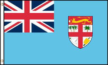 Load image into Gallery viewer, Fiji 3x5ft Poly Flag