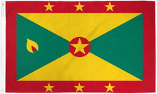 Load image into Gallery viewer, Grenada 3x5ft Poly Flag