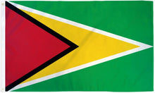 Load image into Gallery viewer, Guyana 3x5ft Poly Flag