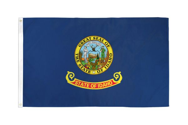 Idaho 3x5ft Poly Flag