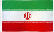 Load image into Gallery viewer, Iran 3x5ft Poly Flag
