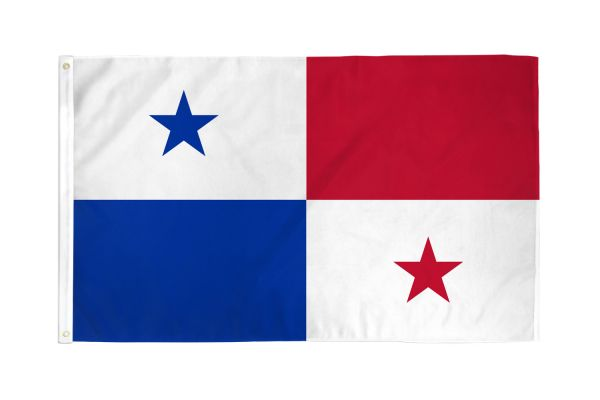 Panama 3x5ft Poly Flag
