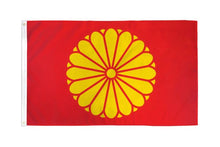 Load image into Gallery viewer, Imperial Japan 3x5ft Poly Flag