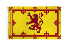 Load image into Gallery viewer, Scotland (Lion) 3x5ft Poly Flag