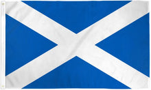 Load image into Gallery viewer, Scotland 3x5ft Poly Flag