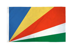 Seychelles 3x5ft Poly Flag