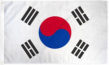 Load image into Gallery viewer, South Korea 3x5ft Poly Flag