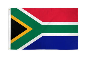South Africa 3x5ft Poly Flag