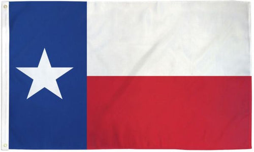 Texas 3x5ft Poly Flag