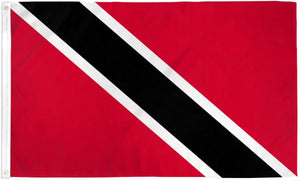 Trinidad & Tobago 3x5ft Poly Flag
