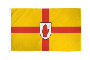 Ulster 3x5ft Poly Flag