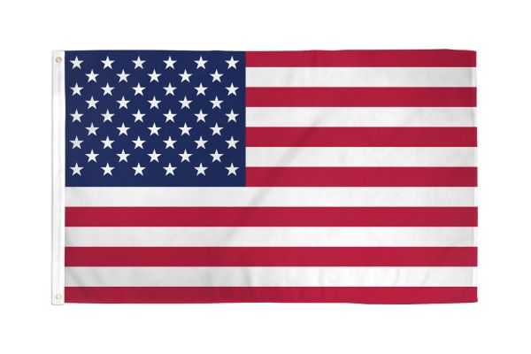 Nylon American Flag *Made in the USA*