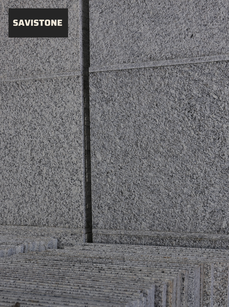 Supper Grey Luna Pearl Granite Supplier
