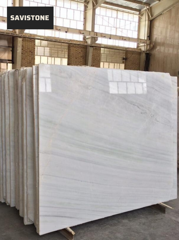 Cloudy White Marble - Wholesale Cloudy White Marble