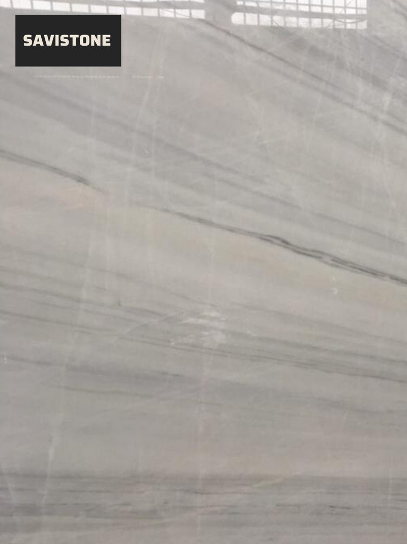 Cloudy White Marble Supplier